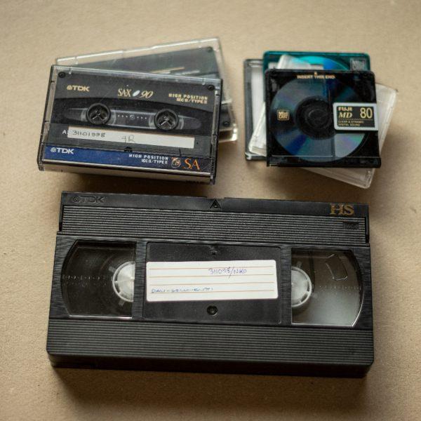 Niko Skorpio - 311098 Tapes